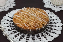 Ciasto z owocami na wagę - wiśnia