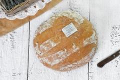 Chleb wiejski - tradycyjny chleb mieszany z dodatkiem mąki ziemniaczanej