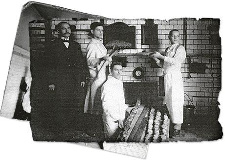 Historia piekarni i cukierni Pietryga