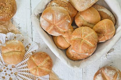 Piekarnia: pieczywo, chleb oraz bułki